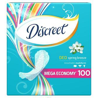 Ежедневные прокладки Discreet 100 шт.