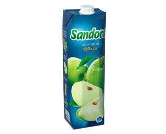 Скидка 34% ▷ Сік Sandora яблучний, 0,95л