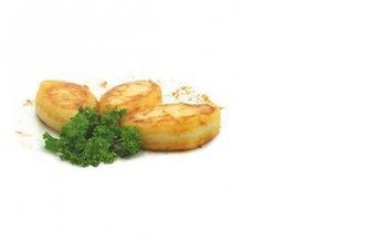 Зразы картофельные с капустой с/м,  100 г