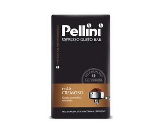 Кава мелена натуральна смажена Pellini Gusto Bar, 250г
