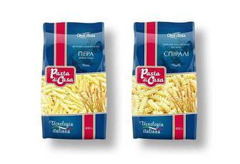 Макаронні вироби Pasta di Casa, перо/спіраль Своя лінія 400 г