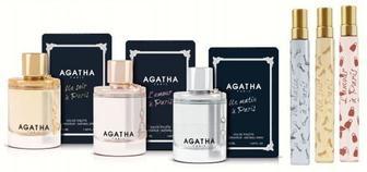 Жіноча туалетна вода 50 мл або чоловіча парфумована вода 100мл Agatha