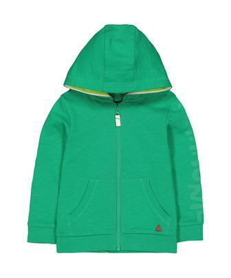 Зелений топ з капюшоном від Mothercare