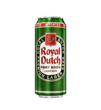 Пиво Royal Dutch Post Horn/Weidmann 0,5л
