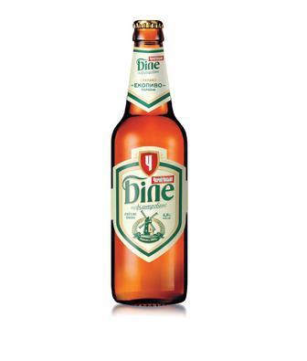 Пиво світле Біле або темне Біла НІч нефільтроване 5% 0,5л