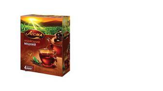 Чай чорний індійський Міцний, Лісма, 90г