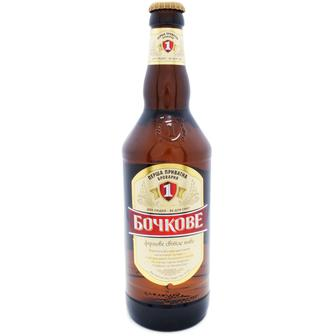 Пиво Бочковое ППБ 0,5 л