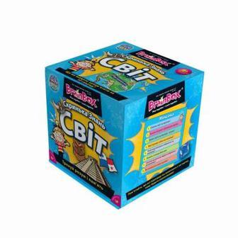 Настольная игра Сундучок знаний Мир BrainBox (98301)