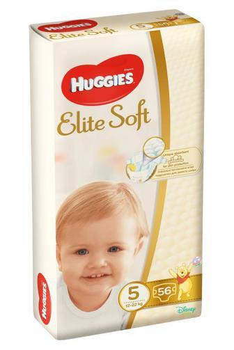 Подгузники Huggies Elite Soft 3,4,5р