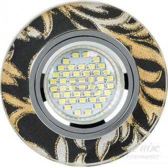 Світильник точковий Blitz 4200 К чорний BL002SI/202CH