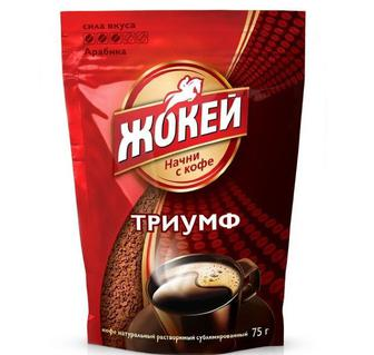 Кава розчинна Тріумф або Імперіал Жокей 65 г
