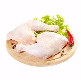 Четвертина куряча охолоджена 1 кг