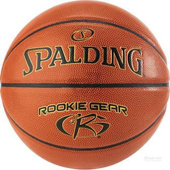 Баскетбольний м'яч Spalding Rookie Gear 3001595012415 р. 5