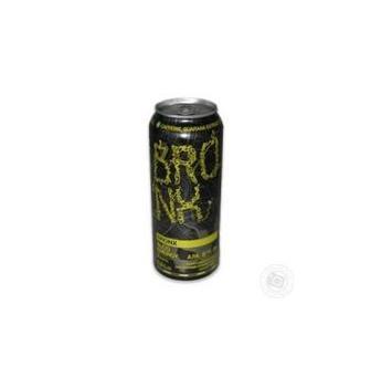 Напій енергетичний BRONX 0,5 л