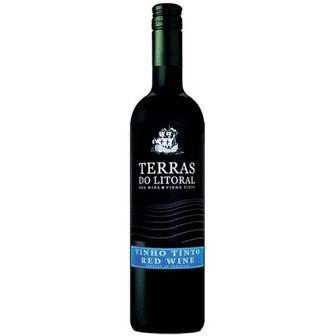 Вино Terras do Litoral Tinto червоне сухе 0,75л