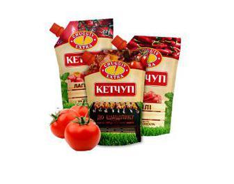 Кетчуп лагідний Чугуєв Продукт 200г