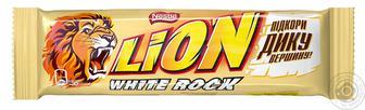 Батончики шоколадні Nestle Lion вафельный 42г