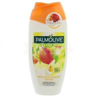Крем-гель для душа Palmolive женский Сладкий персик 250