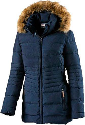 Куртка-парка McKinley Powaqa 267760-901911 44 темно-синій меланж