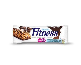Батончик Nestle Fitness, з цільними злаками та шоколадом, 23,5 г