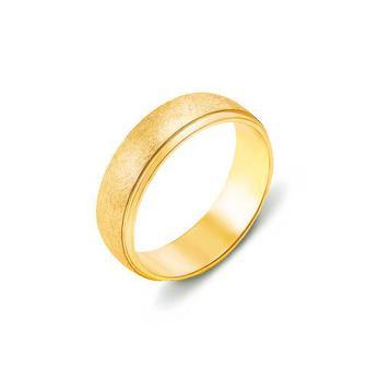 Обручальное кольцо с алмазной гранью. Артикул 10134/1л