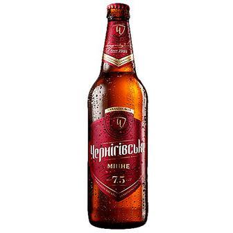 Пиво Чернігівське міцне 0.5л