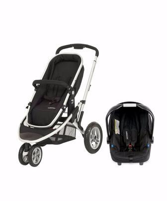 Трьохколісна коляска Xpedior від Mothercare