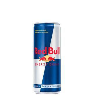 Напій енергетичний Red Bull 0.25 л