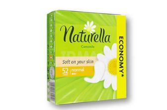 Скидка 20% ▷ Прокладки щоденні Camomile Normal «Naturella» - 52 шт