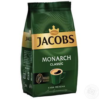 Скидка 21% ▷ Кава Якобс Монарх Класик 225г