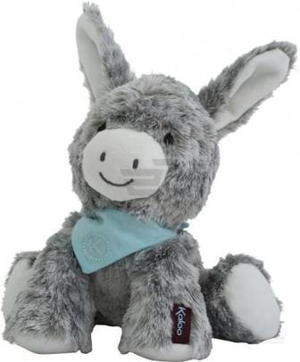 М'яка іграшка Kaloo Les Amis Віслюк сірий в коробці 19 см K963121