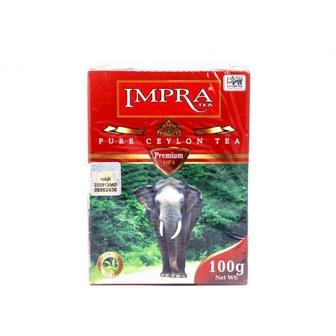 Чай байховий Pure Ceylon Impra 100г
