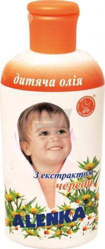 Олія Alenka з екстрактом череди 200 мл
