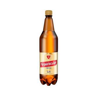 Пиво Чернігівське Світле 4,6% пет, Чернігівське, 1,15л