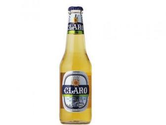 Пиво світле 4.6% Claro 0.33 л
