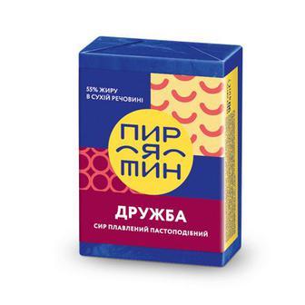 Плавлений сир «Дружба» Пирятин 90г