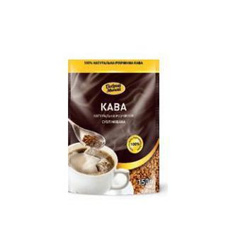 Кава розчинна Добрий Звичай  150г