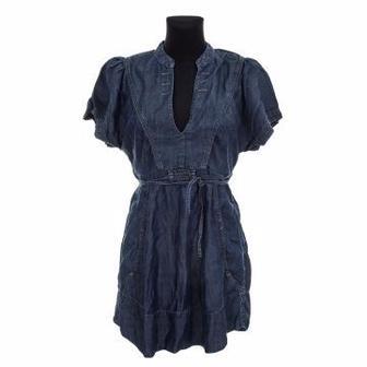 Блуза MEXX  темно-синяя