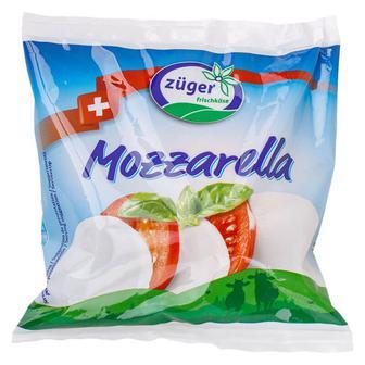 Сир Моцарелла ZUGER Швейцарія 125г