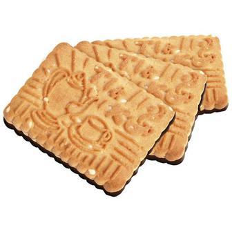Печиво ТИ&КО цукрове глазуроване, ТМ Домашнє свято, Україна, ваг