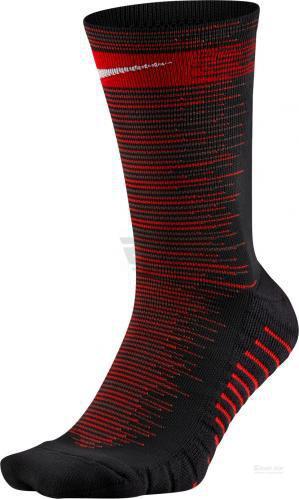 Шкарпетки Nike U NK SQUAD CREW SX6831-060 р. M сірий