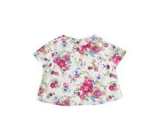 Блуза Цветочный сад