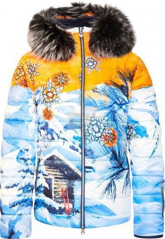 Куртка Sportalm Corbier M.Kap+P 862146183-65 42 помаранчевий
