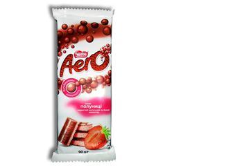 Шоколад пористый, Аэро, 90г