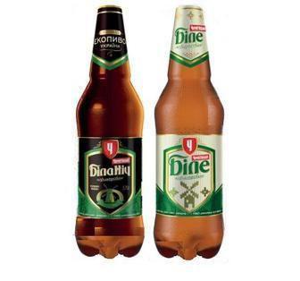 Пиво нефільтроване Біле Чернігівське 1 л