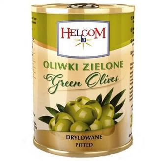 Оливки зелені б/к Helcom 300 мл