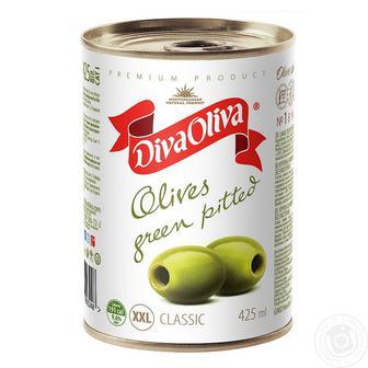 Оливки Diva Olivia 300 г