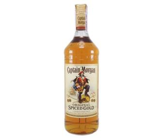 Ром Spiced Gold Captain Morgan 0,7л