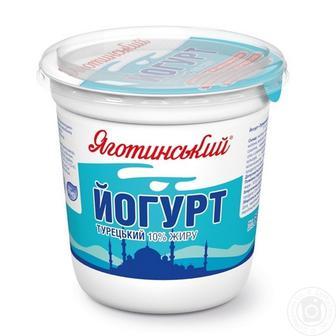 Йогурт «Турецький» 10% Яготинський » 300 г