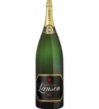 Вино ігристе Lanson Black Label Brut біле 3л 12,50%
